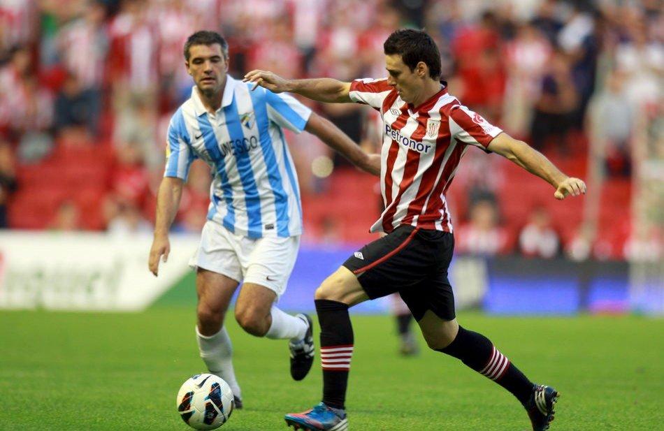 El Athletic se atasca ante el Málaga y sigue sin despegar