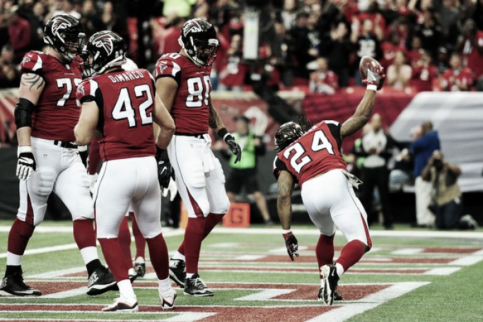 Atlanta Falcons dominate Arizona Cardinals in 38-19 victory