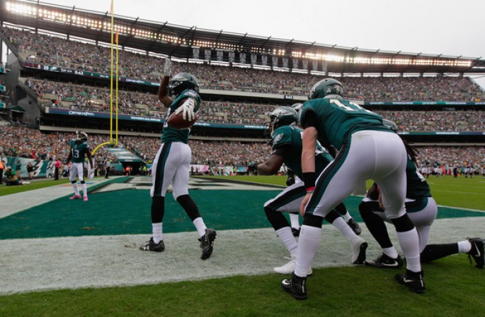 Philadelphia Eagles improve to 4-1 after dominating Arizona Cardinals