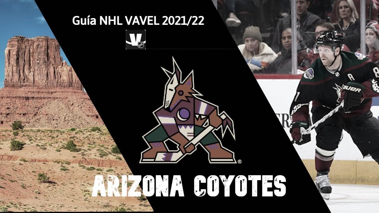 Guía VAVEL Arizona Coyotes 2021/22: cerrado por reconstrucción