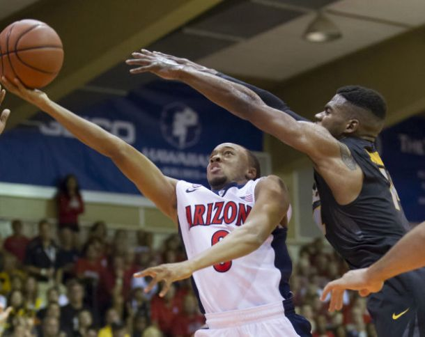 Arizona Wildcats Play Stingy Defense, Get By Mizzou In Maui