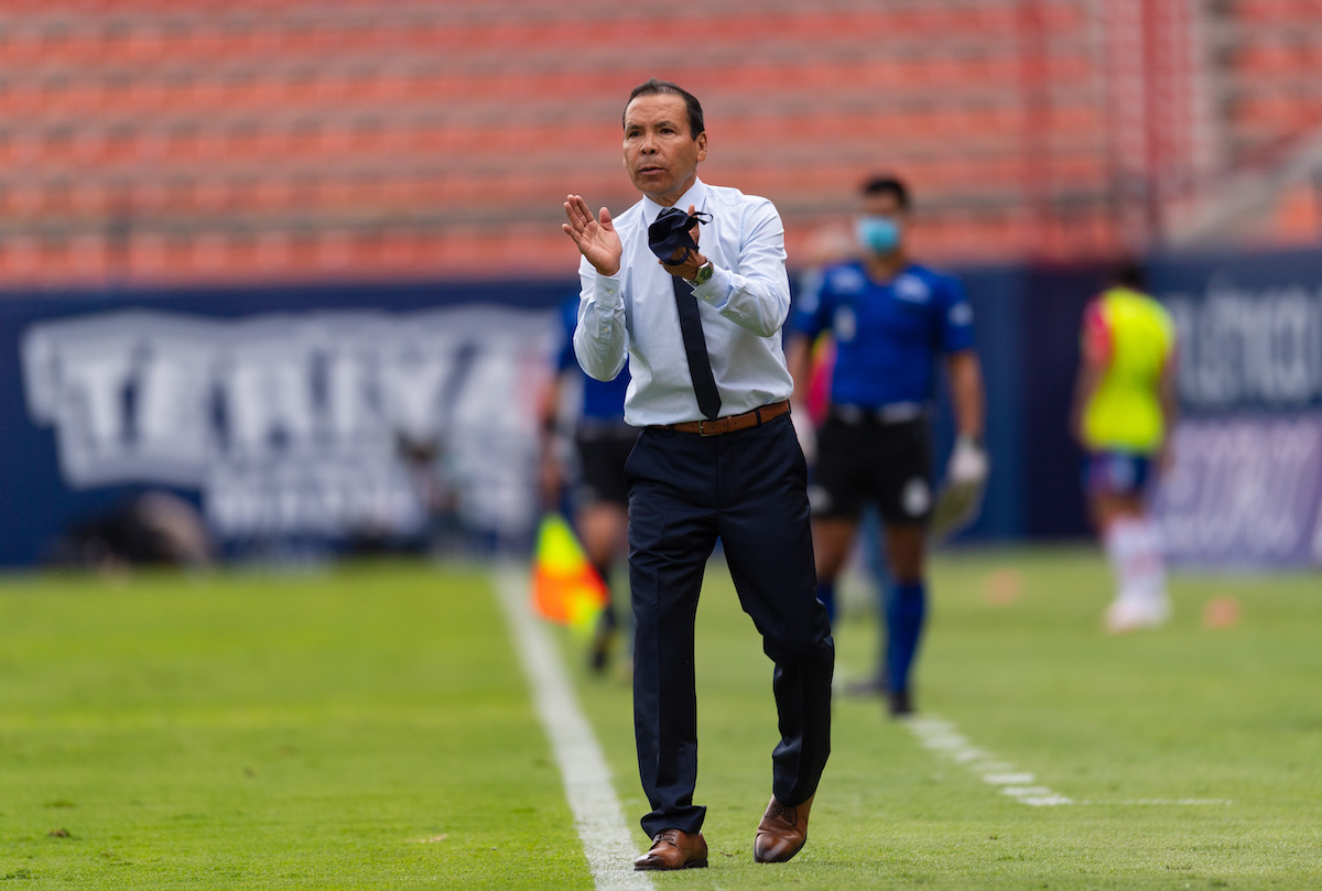"José Guadalupe Cruz: ""Tengo la certeza de que el equipo va a reaccionar"""