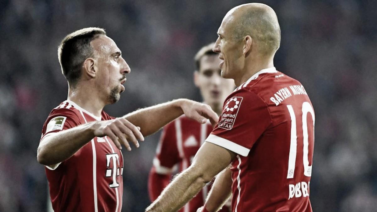Ex-jogador da Holanda, Boulahrouz defende permanência de Robben no Bayern