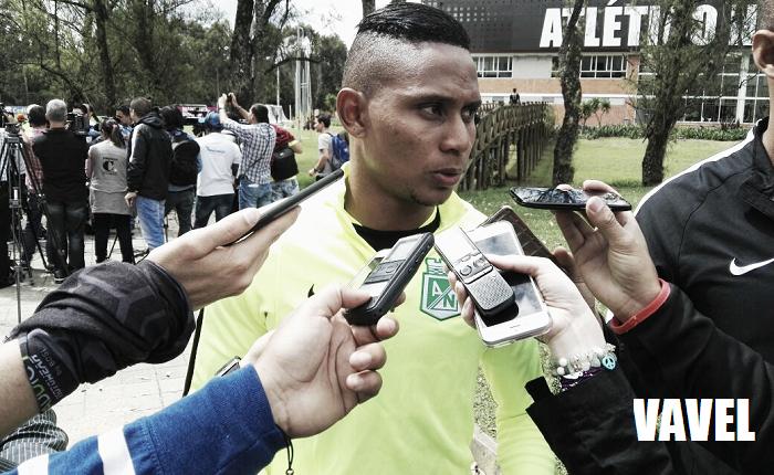 """Arley Rodríguez: """"DIM es un rival que nos respeta, como nosotros a ellos"""""""