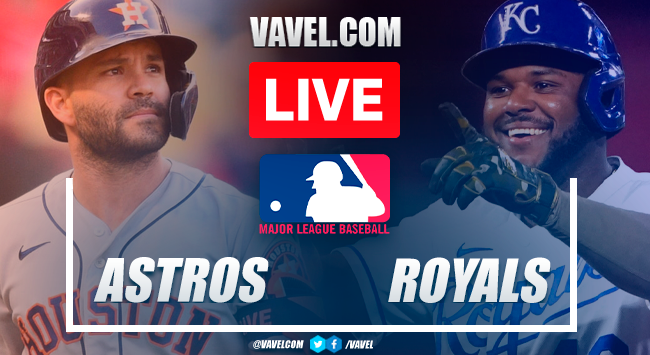 Highlights and runs: Houston Astros 6-3 Kansas City Royals in MLB 2021