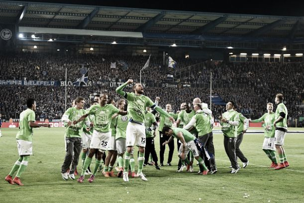 VIDEO Coppa di Germania, il Wolfsburg travolge l'Arminia