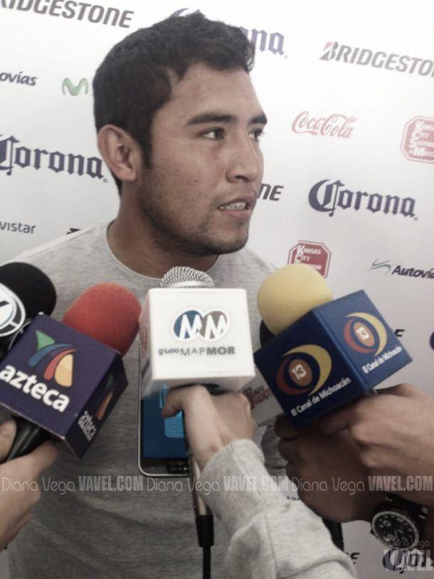 """Armando Zamorano: """"No es un partido de trámite"""""""