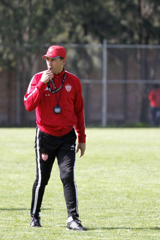 """Armando González: """"Esperamos que la afición nos acompañe"""""""