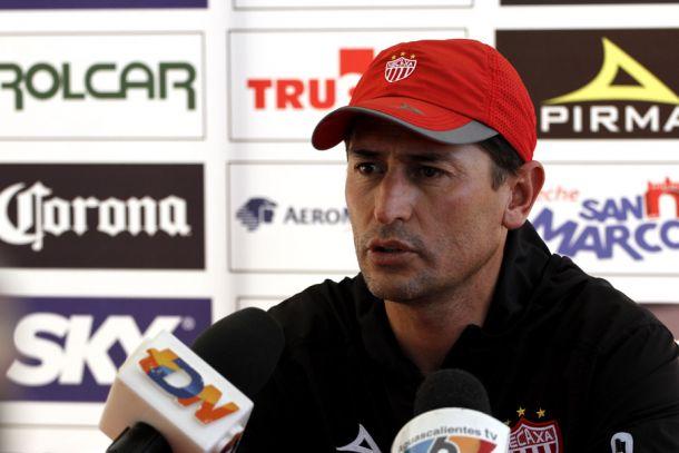 """Armando González: """"Tenemos en la mente el ascenso"""""""