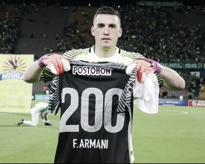 Franco Armani al 200%