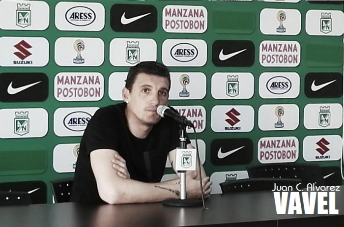 """Franco Armani: """"Iremos a Bogotá con la convicción de conseguir los tres puntos"""""""