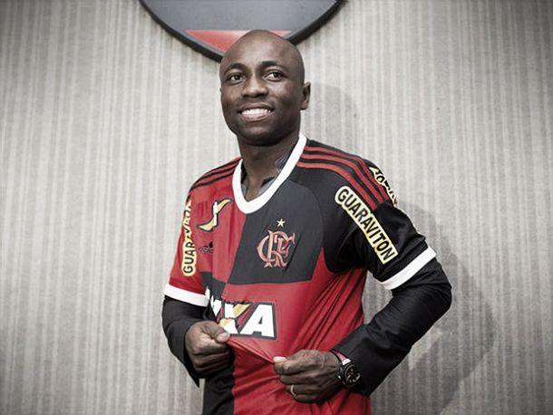 """Pablo Armero: """"Me siento satisfecho con vestir la camiseta de Flamengo"""""""