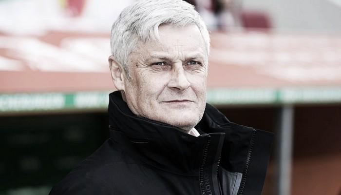 Eintracht Frankfurt trennt sich von Veh