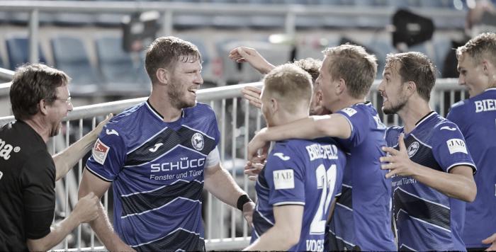 Arminia Bielefeld: de regreso a la Bundesliga después de 11 años