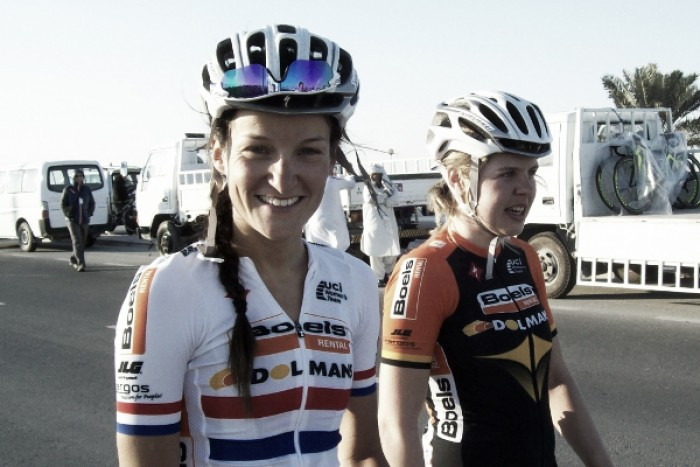 Lizzie Armitstead extends Boels-Dolmans' contract until 2018