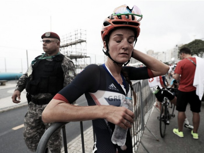 Rio 2016: Lizzie Armitstead 'proud' of her Olympic effort