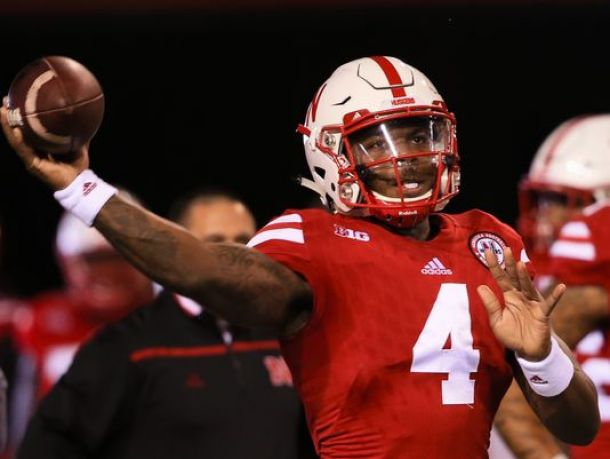 Nebraska Cornhuskers Come From Behind To Stun Michigan State Spartans