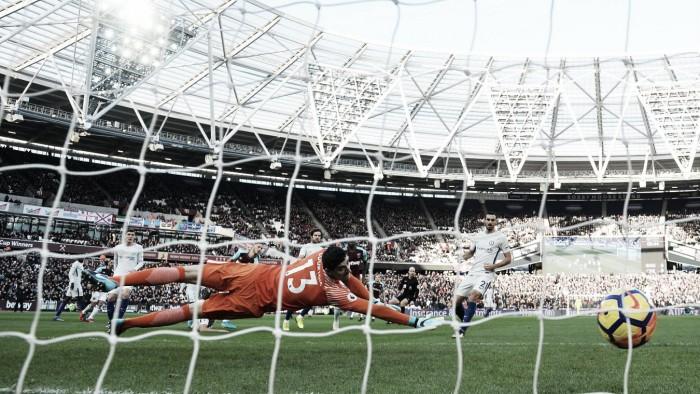 El West Ham resucita ante el Chelsea