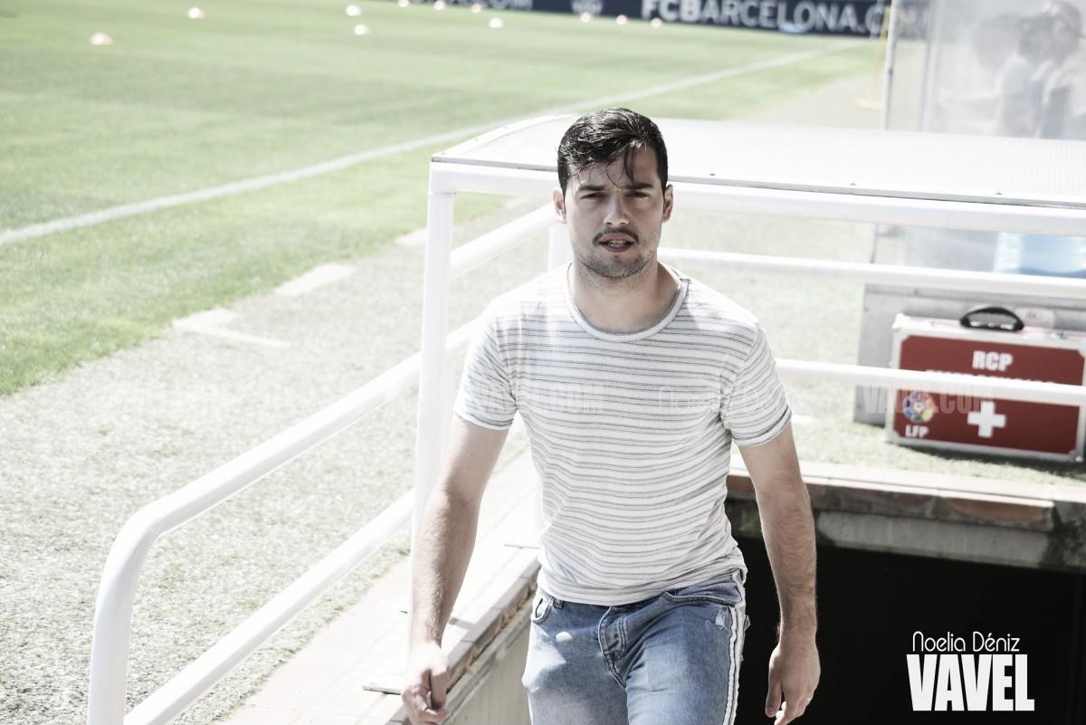 José Arnaiz se marcha al Leganés