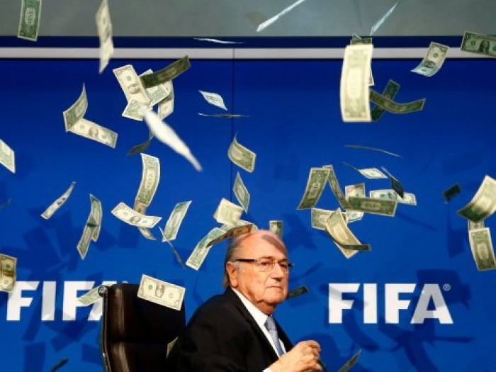 One Writer's Take: Sepp Blatter's Contract - FIFA Presidential Election