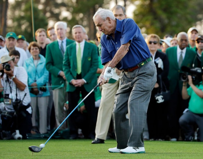 Who Could Replace Arnold Palmer As Masters Honorary Starter?