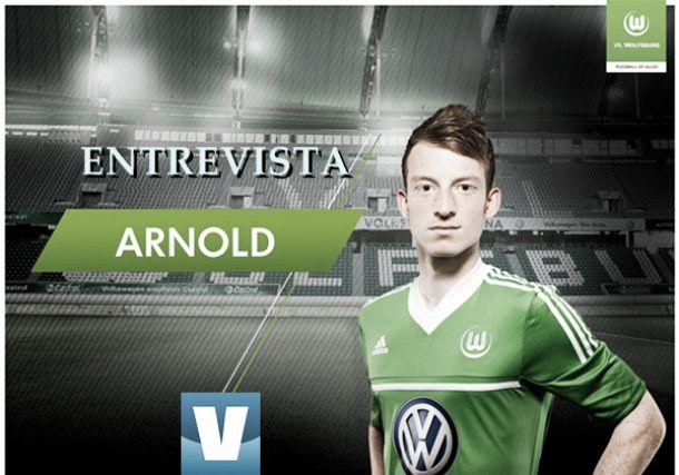 Entrevista VAVEL: Arnold destaca-se no filão alemão