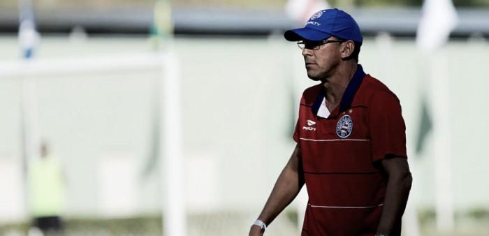 Treinador interino Aroldo Moreira exige reação no Bahia após terceira derrota seguida