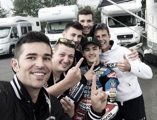 CEV Moto3: Canet conquista la pole a Le Mans