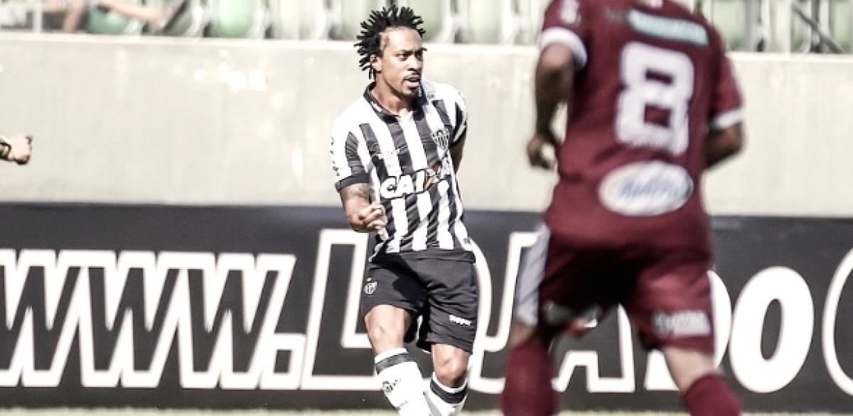 Volante Arouca é liberado pelo Atlético-MG para acertar contrato com Vitória