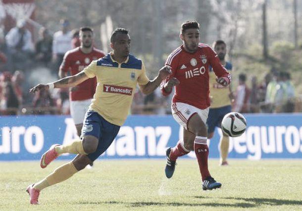 Jonas y Lima mantienen en racha al Benfica