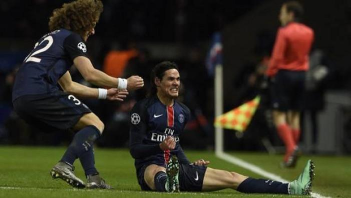 Champions League, al Psg il primo atto: 2-1 targato Ibra e Cavani