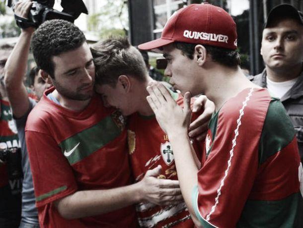 Portuguesa dos Desportos cai em desgraça profunda