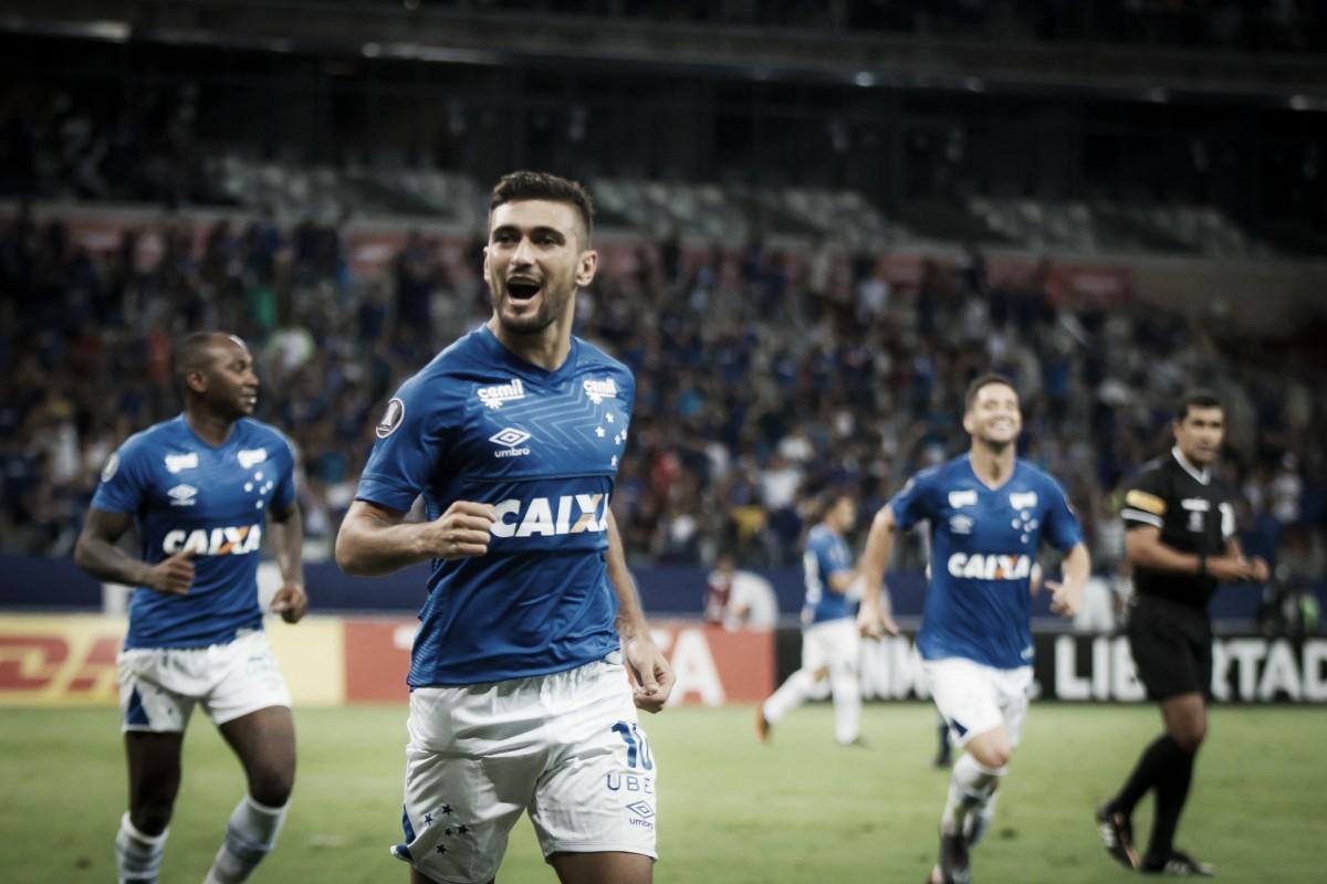 De Arrascaeta, do Cruzeiro, é um dos finalistas do Prêmio Puskás