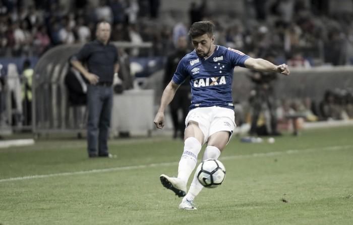 """Arrascaeta analisa atuação do Cruzeiro e sua volta aos gramados: """"Pouco a pouco"""""""