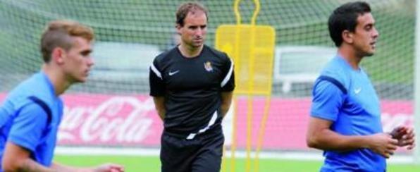 Jagoba Arrasate, nuevo entrenador de la Real Sociedad