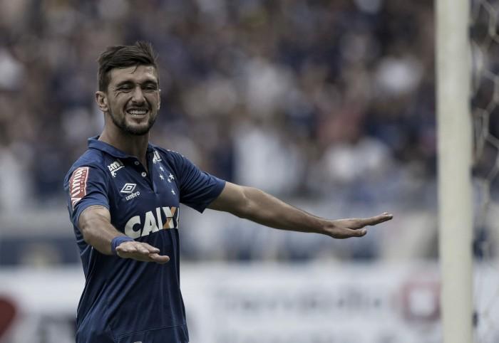 Arrascaeta comenta fama de carrasco do Atlético-MG e convoca torcida para jogo da Sul-Americana