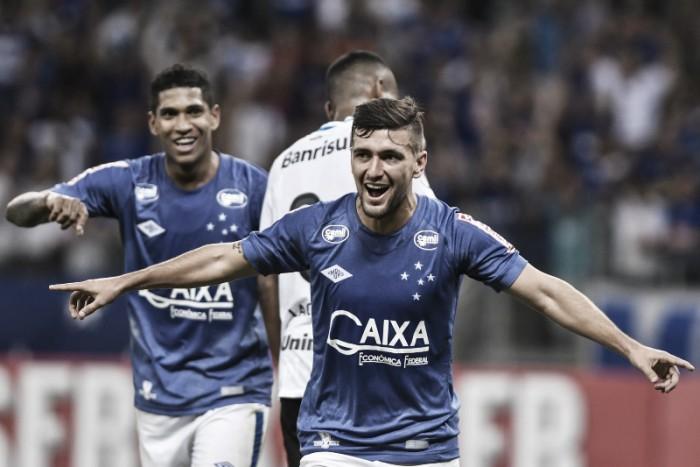 Arrascaeta atinge marca histórica no Cruzeiro ao lado do argentino Sorín