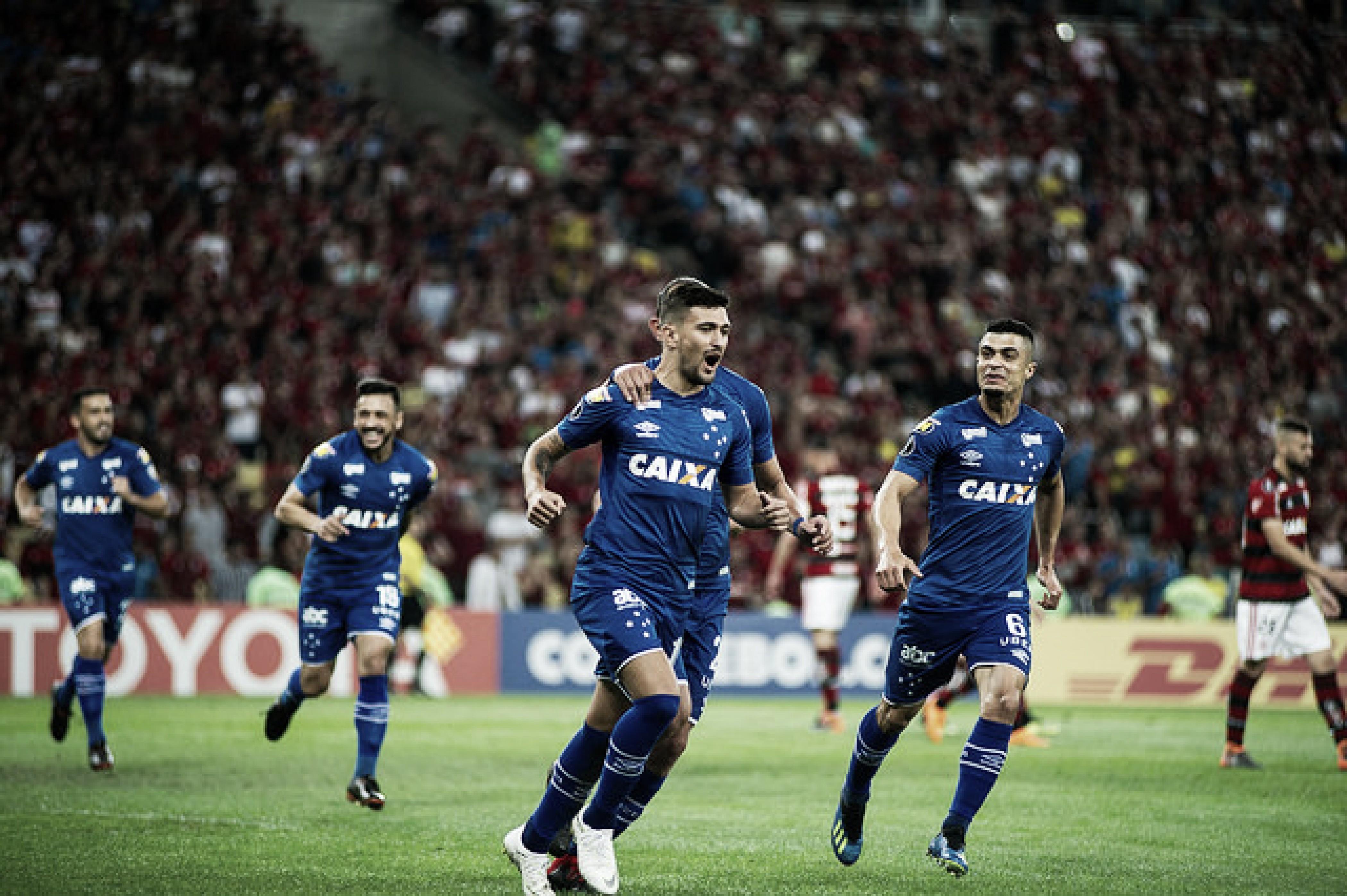 Thiago Neves lamenta falta de Arrascaeta, mas destaca elenco forte do Cruzeiro para Libertadores