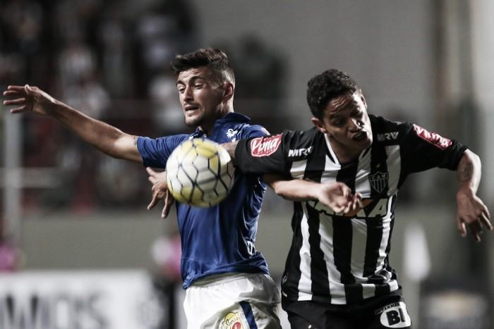 Cruzeiro carimba estreia de Fred e vence Atlético-MG no Independência