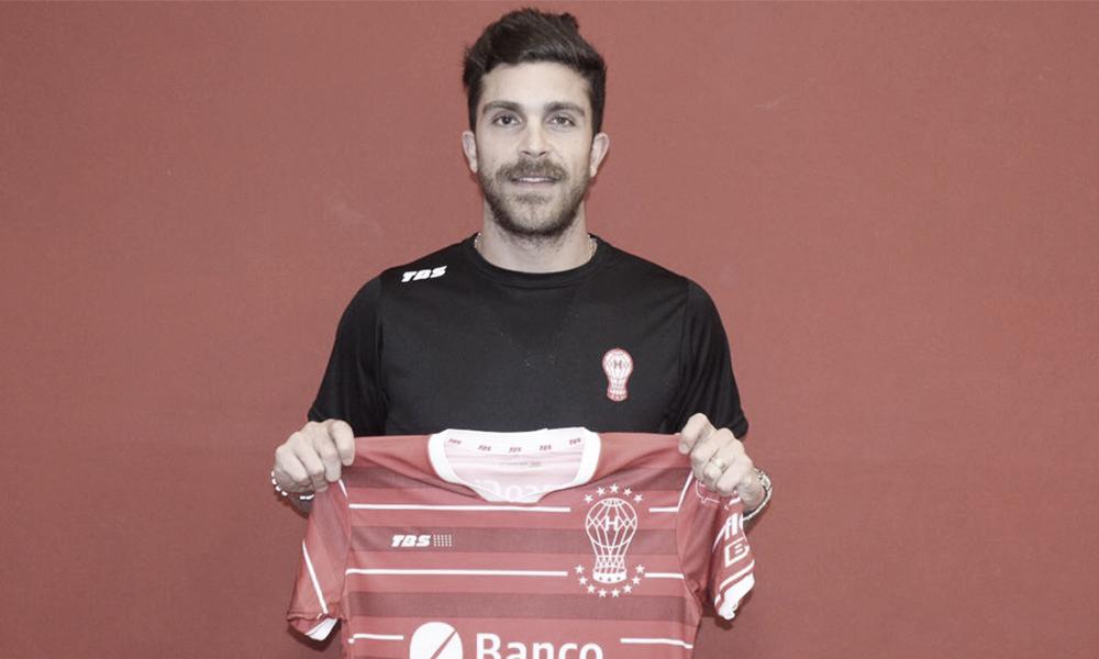 Huracán de Argentina es el nuevo destino de Adrián Arregui