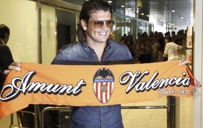 Valdez ya está en Valencia