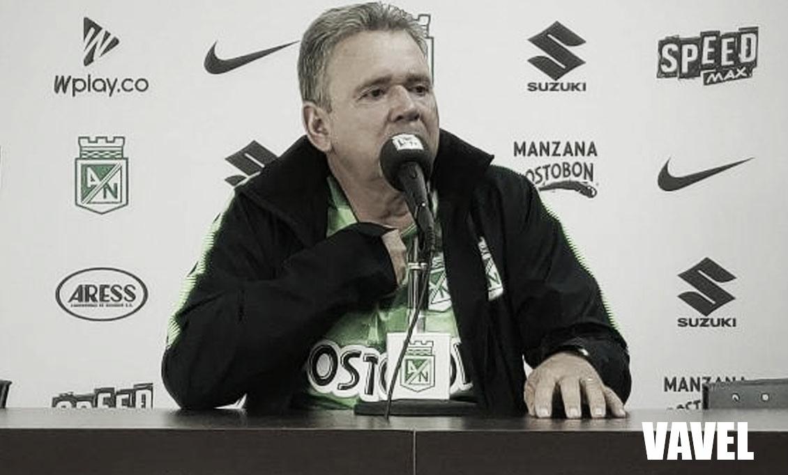 """""""Tenemos dos partidos en casa donde buscaremos la clasificación"""": Hernán Darío Herrera"""