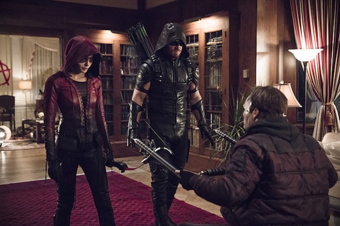Arrow: Blood Debts