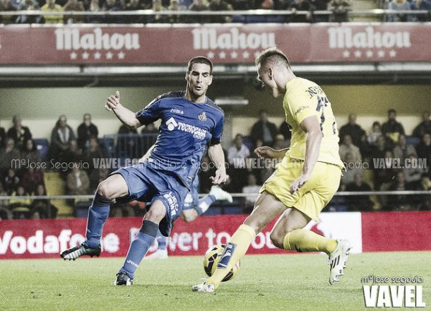 Villarreal - Getafe, puntuaciones del Getafe, jornada 12