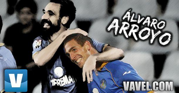 Álvaro Arroyo, el lateral destapado