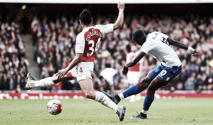 Premier League, altro stop per l'Arsenal contro il Crystal Palace