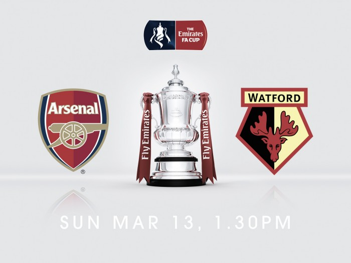 Arsenal - Watford preview: Gunners' defence of FA Cup crown intensifies with tough test