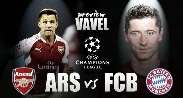 Arsenal, tappa cruciale: all'Emirates c'è il Bayern