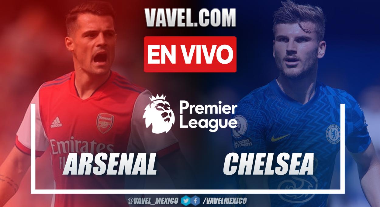 Resumen y goles: Arsenal 0-2 Chelsea en la fecha 2 por Premier League 2021-22