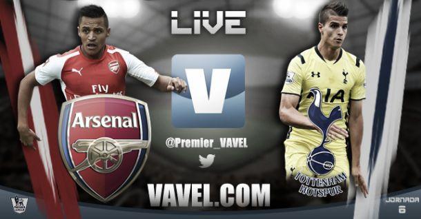 Arsenal vs Tottenham en vivo y en directo online